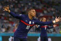B grupės rezultatų įtaka: Anglija, Šveicarija, Prancūzija, Švedija ir Čekija užsitikrino vietas Euro 2020 atkrintamosiose