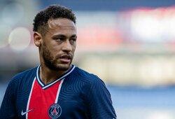 """PSG atmetė 300 mln. eurų vertės """"Real"""" pasiūlymą už Neymarą"""
