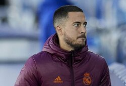 """Ispanijos žiniasklaida: """"Real"""" parduoda E.Hazardą"""