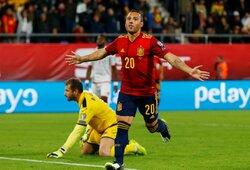 EURO2020: ispanai atseikėjo 7 įvarčius, italai taip pat sutriuškino varžovus