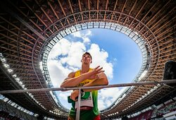 E.Matusevičius liko per 1,16 m nuo finalo