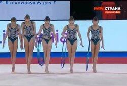 Lietuvos gimnastės pateko į pasaulio jaunimo čempionato finalą