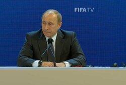JAV prokurorai paskelbė, kokio dydžio kyšius rusai mokėjo už teisę rengti pasaulio futbolo čempionatą