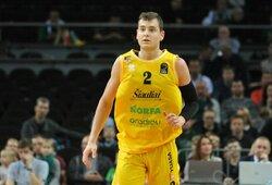 """""""Šiaulių"""" komandoje dar neseniai žaidęs amerikietis prasibrovė į NBA"""