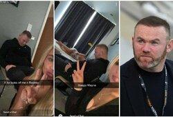 Internete pasklido skandalingos W.Rooney nuotraukos jaunų moterų draugijoje: anglas kreipėsi į policiją
