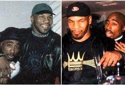 M.Tysonas: apie Tupaco vizitą kalėjime, smūgį nusikaltėliui ir bičiulio nužudymą