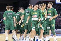 Po keletos draugiškų rungtynių atnaujintame FIBA Pasaulio taurės reitinge už Lietuvą aukščiau rikiuojasi ir Nigerija