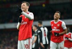 """""""Arsenal"""" pasiekė """"Premier"""" lygos sezono rekordą"""