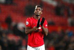 """Rizika: """"Juventus"""" pasiūlymas, kurio """"Manchester United"""" negalės atsisakyti?"""