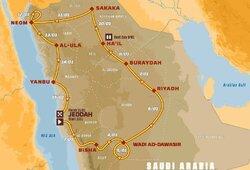 Paskelbė, kaip atrodys 2021-ųjų Dakaro ralis: laukia keli tūkstančiai kilometrų iššūkio