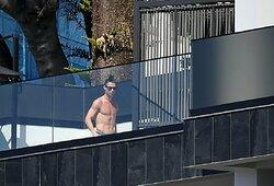 Italijos spauda išsiaiškino: kiek sumažės C.Ronaldo atlyginimas dėl koronaviruso