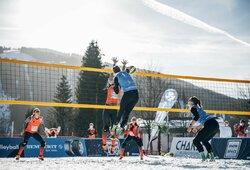 Austrijos kalnuose – fantastiškas Lietuvos tinklininkų žaidimas