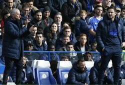 Pamatykite: J.Mourinho po pralaimėtų rungtynių atsisakė paspausti ranką F.Lampardui