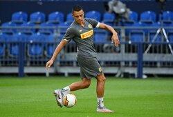 """Man Utd"" sumokėjo milijoninę kompensaciją A.Sanchezui"