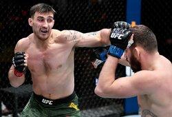 M.Bukausko karjera UFC baigta: kovotojas atleistas praėjus mėnesiui po operacijos