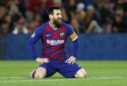 """Pasaulio čempionas įvardijo, kas galėtų """"Barcelona"""" klube pakeisti L.Messį"""
