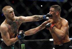 Trys UFC svajonių kovos, kurios privalo vykti su gerbėjais