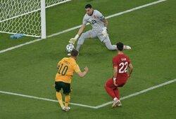 G.Bale'as pramušė 11 metrų baudinį, tačiau Velsas nugalėjo Turkiją