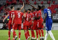 """""""Chelsea"""" sutriuškinęs """"Bayern"""" užtikrintai žengė į Čempionų lygos ketvirtfinalį"""