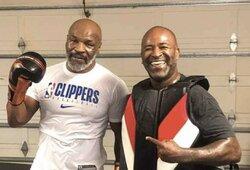 M.Tysonas pribloškė pasikeitusiomis kūno formomis ir sulaukė milijoninio pasiūlymo