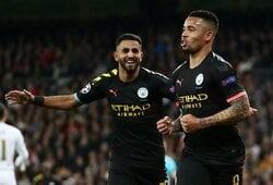 """Čempionų lyga: rungtynių pabaigoje pabudę """"Man City"""" iškovojo istorinę pergalę prieš nukraujavusį """"Real"""""""
