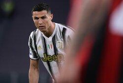 """C.Ronaldo – per žingsnį nuo sugrįžimo į """"Sporting"""""""