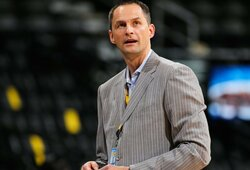 """Nuggets"" davė leidimą A.Karnišovui susitikti su ""Bulls"""