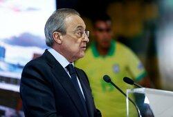 """UEFA grasinimų sulaukę """"Juventus"""", """"Real"""" ir """"Barcelonos"""" klubai išplatino bendrą pranešimą"""