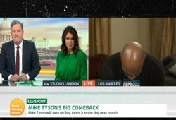 M.Tysono interviu privertė sunerimti jo gerbėjus: kalbėjo neaiškiai ir vos neužmigo