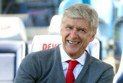 A.Wengeras yra pasiruošęs sugrįžti į trenerio darbą