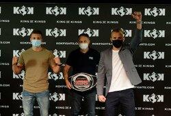 """D.Simanaitis apie Ž.Ramašką ir O.Fedorovičių, susitinkančius dėl """"MMA Bushido"""" čempiono diržo: """"Jie yra geriausi svorio kategorijos iki 71 kg kovotojai pasaulyje"""""""