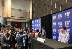 G.Bitadze sureagavo į garsią nuotrauką, jį palaiko NBA žvaigždės