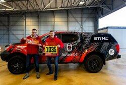 Dakaro startas mėnesį prieš startą