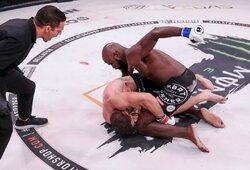 Kas šiuo metu yra geriausias pussunkio svorio MMA kovotojas pasaulyje? J.Blachowiczas ir C.Andersonas įsivėlė į diskusiją