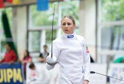 Kelionę link vienintelio kelialapio į Tokijo olimpiadą L.Asadauskaitė pradėjo pralenkdama visas varžoves!