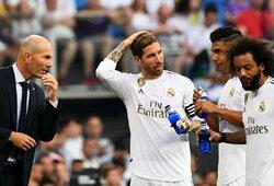 """88-ąją minutę įvartį praleidęs """"Real"""" susitikimą su """"Valladolid"""" baigė lygiosiomis"""