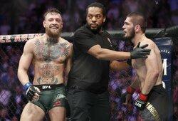 C.McGregoras išskyrė 7 jį dominančius varžovus UFC narve