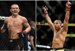 J.Aldo ar P.Janas? MMA kovotojai pabandė atspėti, kas taps pasaulio čempionu