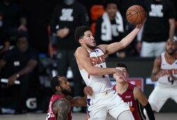 """""""Suns"""" burbule laimėjo penktą kartą iš eilės"""