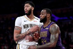 "NBA bomba: ""Lakers"" mainais gavo A.Davisą"