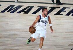 """""""Mavericks"""" išsaugojo NBA čempioną"""