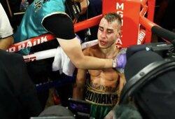 Tragedija bokso pasaulyje: baigti kovą trenerio ragintas boksininkas po stipraus smegenų sužalojimo mirė ligoninėje