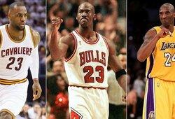 Pasitikrink savo žinias: kiek prisimeni NBA čempionų per pastaruosius tris dešimtmečius?