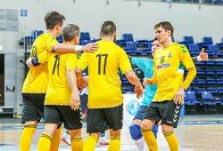 """Futsalo komanda """"FK Vytis"""" oficialiai tapo """"Žalgiriu"""""""