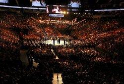 "Atskleista ilgai slėpta UFC ""kovų salos"" vieta"