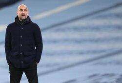 J.Guardiola nori sustiprinti puolimo grandį: aiškėja trokštamas žaidėjas
