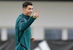 """""""Juventus"""" tarė žodį: paskelbė, ką darys su C.Ronaldo"""