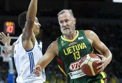 """Ar atpažintumėte? Parodė, kaip atrodo su """"FaceApp"""" pasendinti Lietuvos krepšinio rinktinės žaidėjai"""