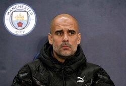 J.Guardiola atsikirto pasipiktinusiems J.Kloppui ir J.Mourinho