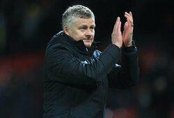"""""""Man United"""" treneris užsipuolė Anglijos čempionato tvarkaraščio sudarytojus: """"Ačiū, kad suteikiate poilsio prieš Europos lygą"""""""